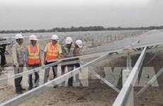 La province de Quang Tri développe les centrales solaires