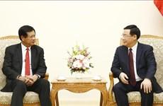 Vietnam et Laos partagent des expériences dans le développement des coopératives