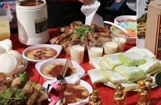 Ukraine : Promotion de la culture vietnamienne à la foire culturelle 2019