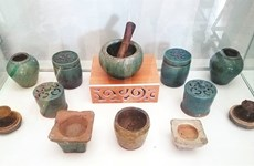 Une exposition présente les arts de la céramique de Binh Duong