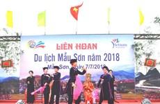 Festival touristique de Mâu Son : Opportunité de promouvoir le tourisme de Lang Son