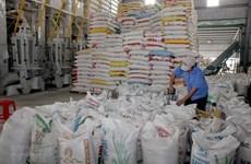 Le Vietnam exporte 2,83 millions de tonnes de riz en cinq mois