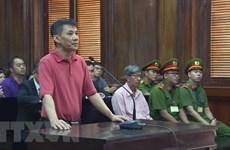 HCM-Ville : jugement de personnes pour « Activités subversives contre l'administration populaire