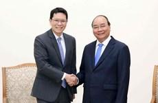 Renforcement de la coopération entre la BoT de Thaïlande et la Banque d'Etat vietnamien