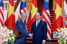 Déclaration commune Vietnam - Malaisie