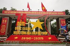 Fête nationale du Vietnam : Message de félicitations du président indien