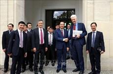 Le Vietnam étudie le « système dual » de l'Allemagne