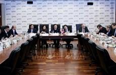 Une délégation de l'Académie politique nationale Ho Chi Minh en visite de travail en Russie