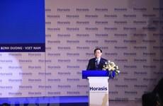 Le Forum de coopération économique d'Asie-Horasis 2019 à Binh Duong