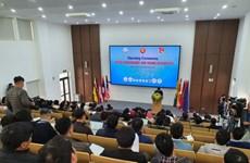 Conférence des jeunes scientifiques de l'ASEAN 2019 à Hanoi