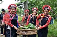 Le Nouvel an traditionnel des La Hu