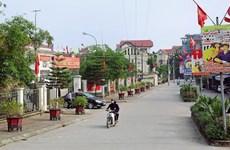 Hanoï compte six districts répondant aux normes de la Nouvelle ruralité
