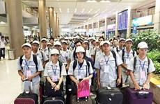 Prolongation du contrat pour les travailleurs étrangers en R. de Corée