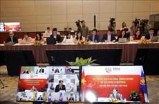 Adoption de la Déclaration commune des ministres de l'Economie de ASEAN+3