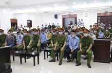 Procès de l'affaire de Dong Tam : 29 personnes jugées