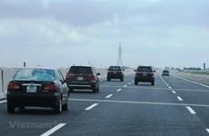Sélection d'investisseurs et d'entrepreneurs pour le projet de l'autoroute Nord-Sud