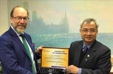 Renforcement des relations de coopération entre le Vietnam et l'Ukraine