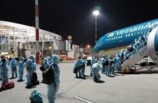 COVID-19 : des citoyens vietnamiens en Allemagne et en Roumanie sont rapatriés