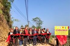 COVID-19 : soutenir les minorités ethniques de Hà Giang