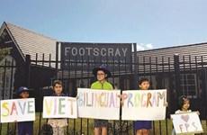 Maintenir l'enseignement du vietnamien à l'école en Australie