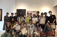 Hô Chi Minh-Ville ; La classe CáRô et son aventure des arts contemporains