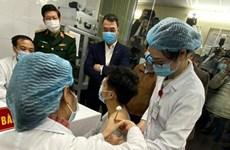 """Vaccin contre le COVID """"fabriqué au"""" Vietnam, fierté de la nation"""