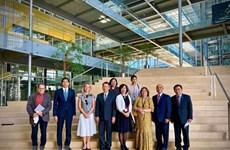 Pour une coopération Vietnam-Suisse resserrée dans les sciences et technologies