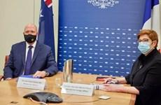 Mer Orientale: France et Australie s'opposent à toute action susceptible d'exacerber les tensions