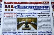 La presse laotienne loue les réalisations de développement du Vietnam