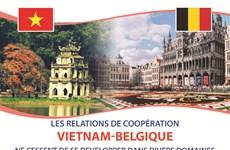 Les relations de coopération Vietnam-Belgique ne cessent de se développer dans divers domaines