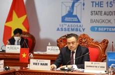 Le Vietnam remplit sa présidence de l'ASOSAI pour la période 2018-2021