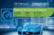 HCM-Ville: Quelque 380 entreprises participent au salon Automechanik 2019