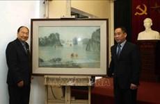 Le Vietnam aide le Laos à restaurer des œuvres d'art