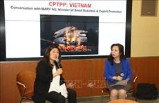 Le CPTPP devrait renforcer les liens entre entreprises vietnamiennes et canadiennes