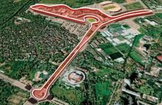 Formule 1: Hanoi met en chantier le circuit du Grand Prix du Vietnam
