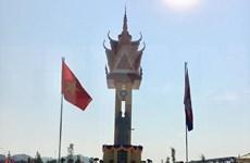 Inauguration du 15e Monument d'amitié Vietnam – Cambodge à Banteay Meanchey