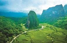 Mieux exploiter les potentiels du géoparc de Non Nuoc Cao Bang