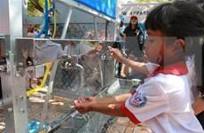 Aide japonaise pour la gestion des ressources en eau à Kiên Giang