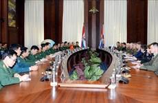 Le Vietnam et la Russie promeuvent leur coopération dans la défense