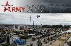 """Le Vietnam participe au 5e Forum militaire et technique international """"Armée-2019"""""""