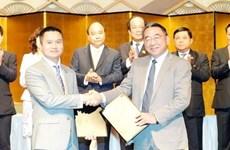 Des entreprises vietnamiennes et japonaises coopèrent dans la recherche sur le GNL et le gaz