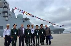 Le Vietnam présent au Salon international de la Défense maritime 2019 en Russie