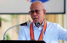 Les Philippines critiquent les actes chinois en mer Orientale