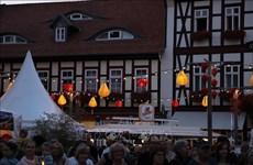 Les lanternes de Hôi An illuminent des rues allemandes