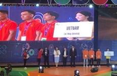 ABU Robocon 2019 : le Vietnam décroche le bronze