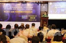 Les microsystèmes électromécaniques au cœur d'une conférence internationale à HCM-V