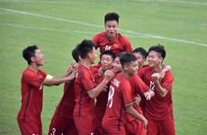 La Coupe internationale Acecook 2019 de football U15 commence à Ba Ria-Vung Tau