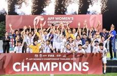 Le Premier ministre félicite la victoire de l'équipe de football féminin