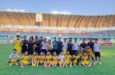 Hanoi FC en finale interzonale de la Coupe de l'AFC 2019