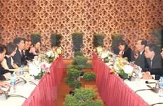 Hô Chi Minh-Ville promeut sa coopération avec la province chinoise du Guangdong